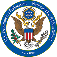 National Blue Ribbon Schools Program main shield logo