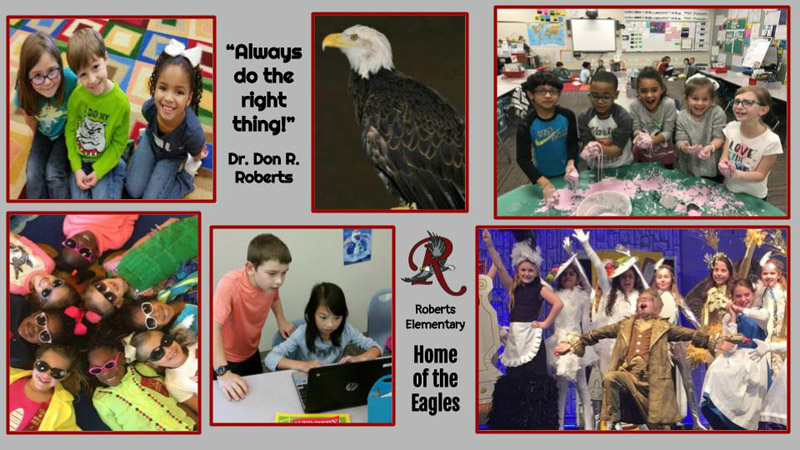 Roberts Elementary - Soaring to the Pinnacle of Excellence