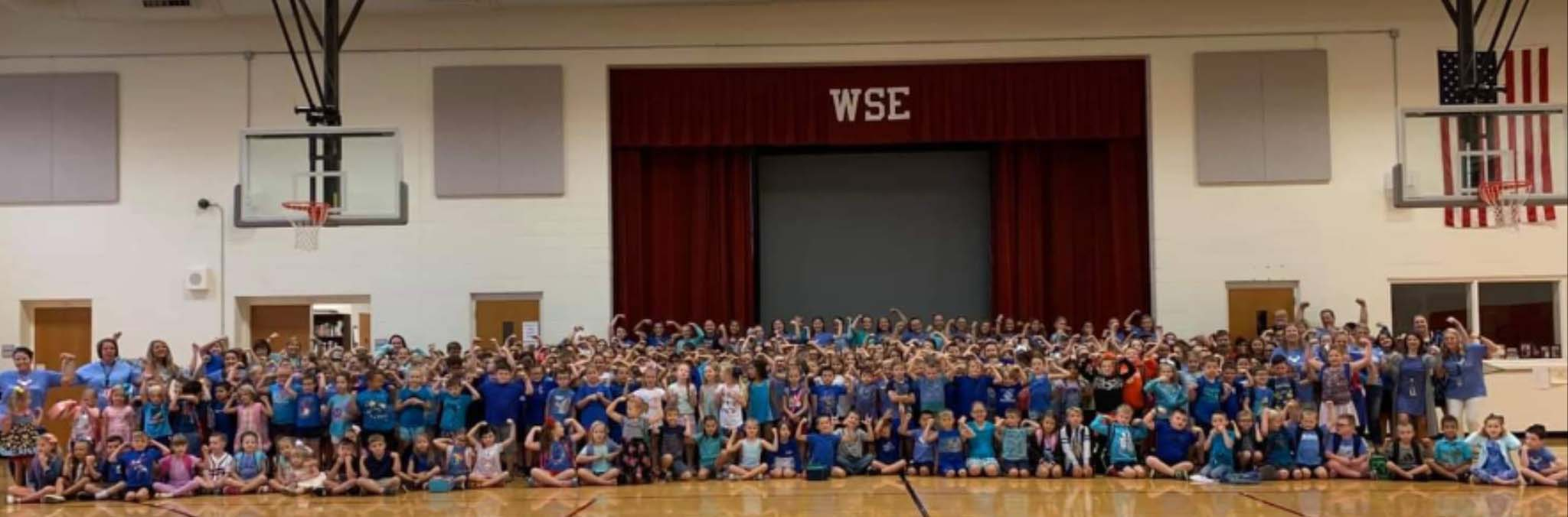 West Side students are Fierce and Strong.